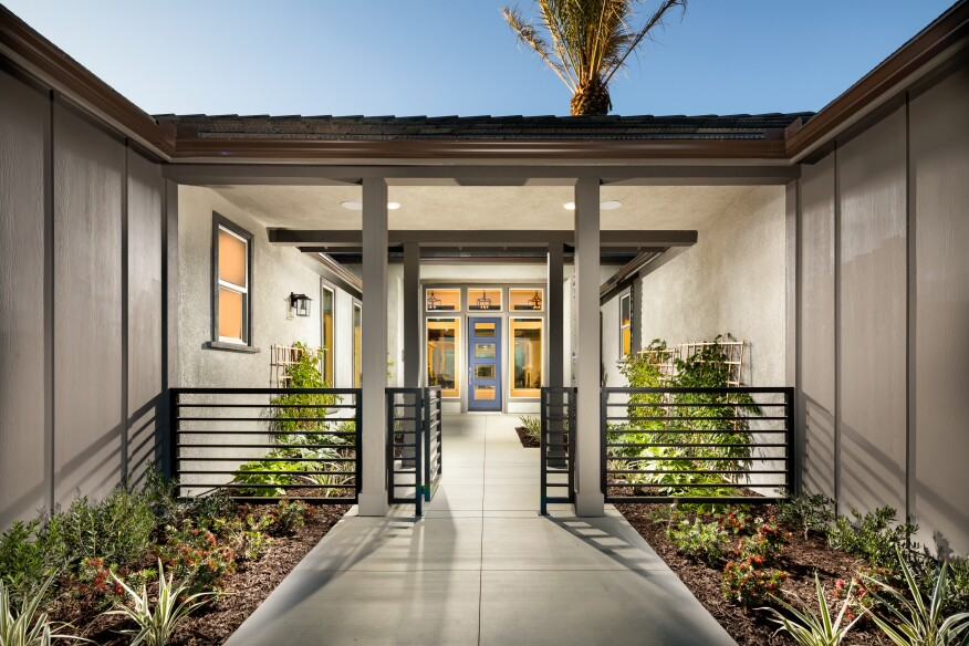 Pardee Homes' Award-Winning Beacon Plan Seamlessly Connects ... on home plan software, home plan collections, home plan kitchen,