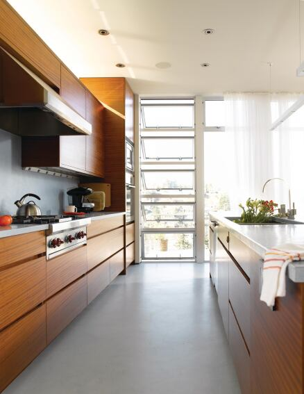 milgard windows seattle ballard cut kitchen seattle milgard windows architect magazine
