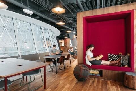 Rethinking Office Design Trends In A Post Covid World Architect Magazine