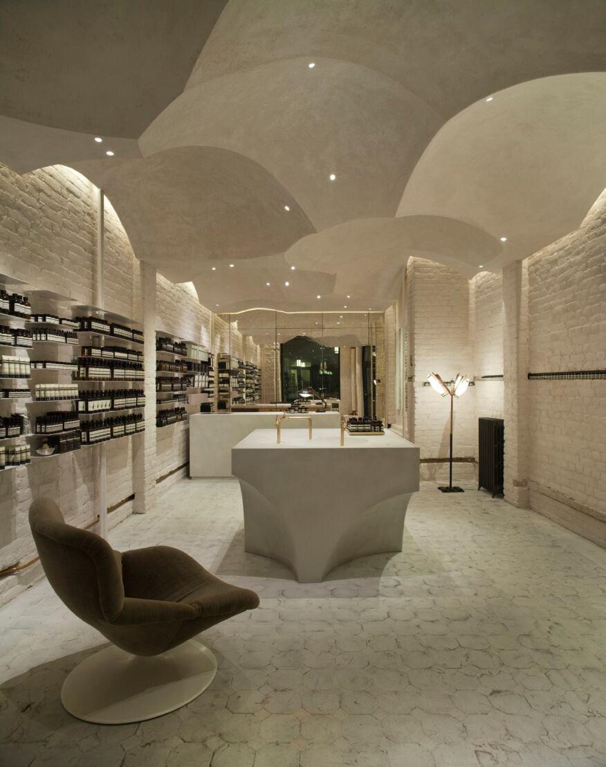 Snøhetta Designs the Hundredth Aesop Retail Space ...