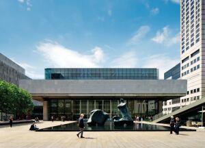2012 Annual Design Review Bond Category Award Lincoln Center