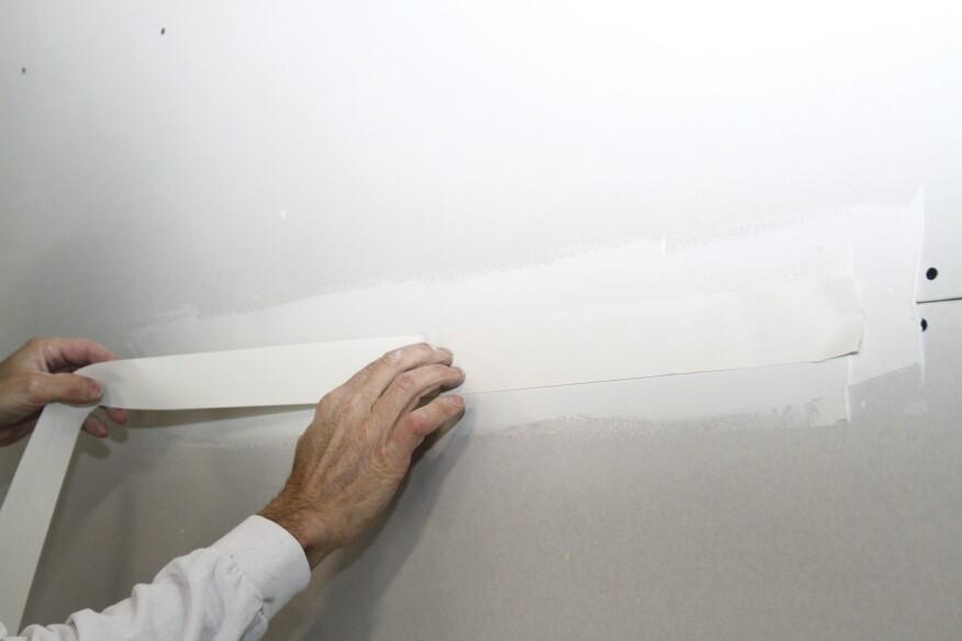 Taping Drywall Seams Jlc Online