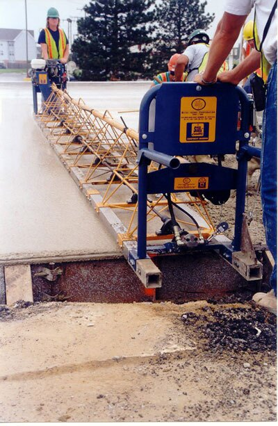 Contractor's Choice: Slab-Finishing Equipment| Concrete