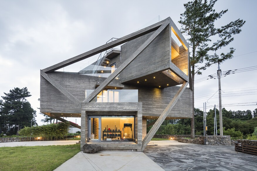 Nine Architecture Projects in South Korea   Architect ...
