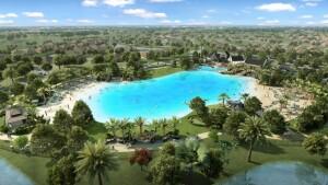 master plan developers make a splash with new lagoon amenities
