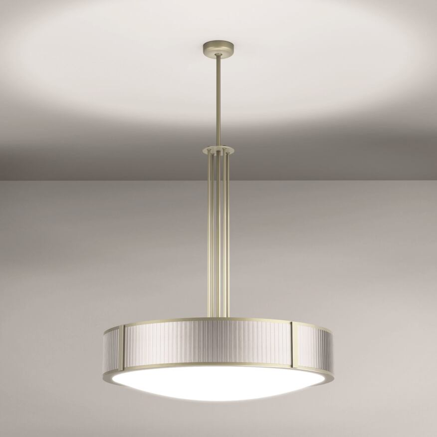 Discoh manning lighting • this family of pendants sconces and surface ceiling mount fixtures feature textured aluminum or stainless steel metal trims