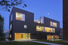 Clean Amp Green Leed Platinum Home Offers Light And Space