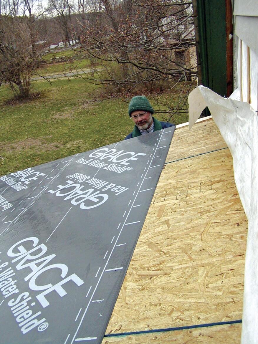 Avoiding Wet Roofs Jlc Online Building Science