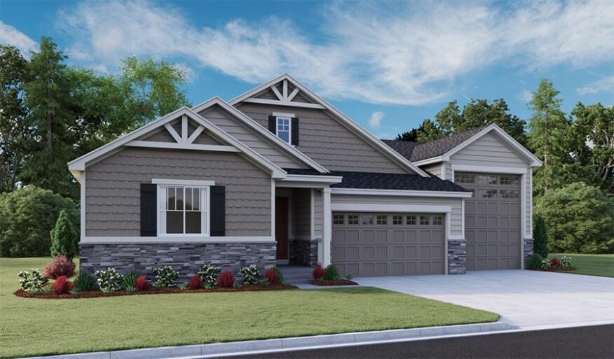 Richmond American Introduces Rv Garages In Colorado