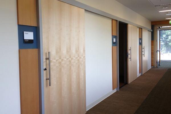 Essay health glass doors