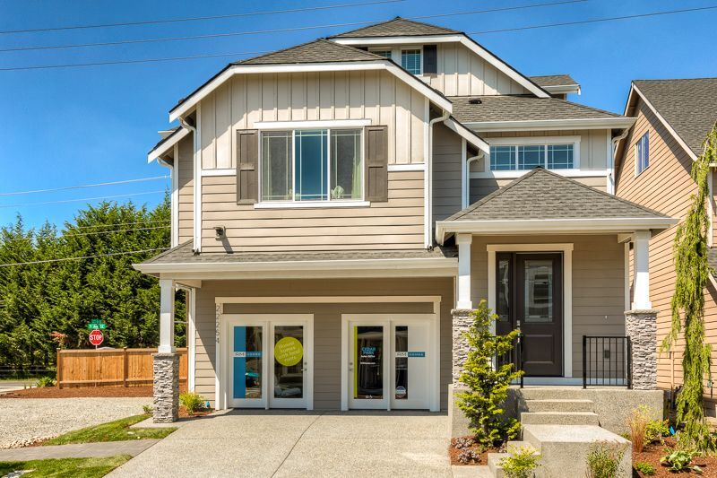 RM Homes Opens Seattle-Area Community | Builder Magazine | Developments