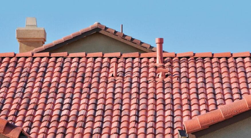 Smog-Eating Roof Tile by Boral Roofing | Custom Home ...