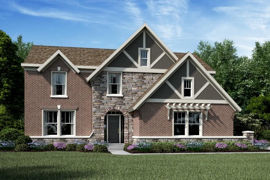 Fischer homes opens model near cincinnati this weekend - Model homes near me ...