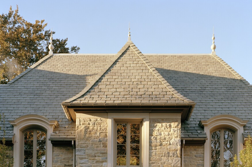 French normandy manor house custom home magazine for French normandy house plans