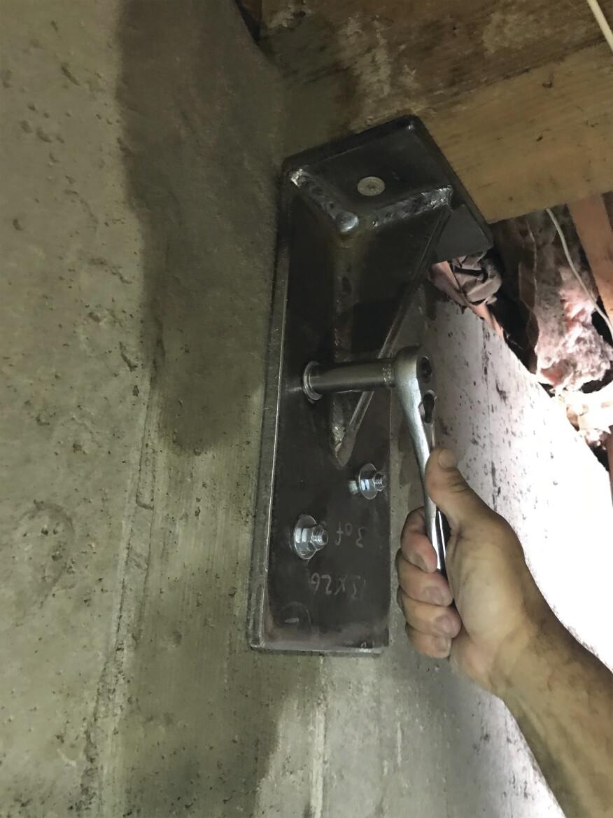 Fixing a Poorly Supported Beam | JLC Online