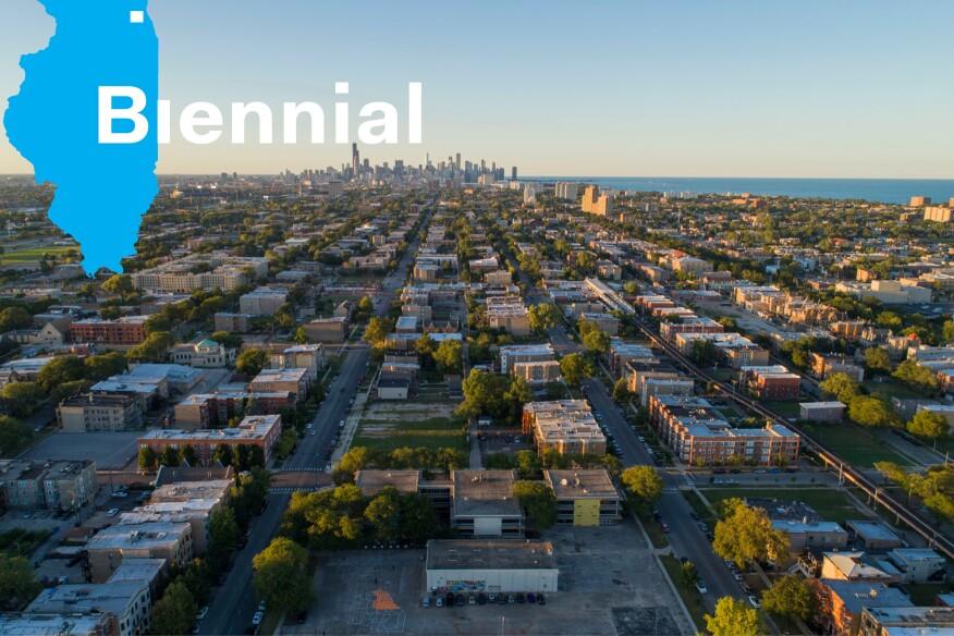 The Detroit And Chicago Biennials Go Big Architect Magazine