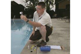 When Pools Turn Purple Pool Amp Spa News Pools
