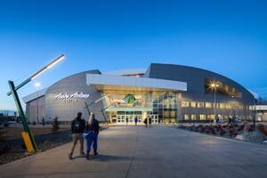 Alaska Airlines Center Architect Magazine