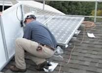 A Solar Panel Installer Certification For Electricians