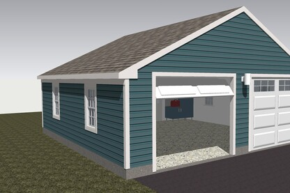 Cost Vs Value Project Garage Addition Upscale Remodeling