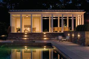 O Brien Pool Pavilion Greenwich Conn Custom Home