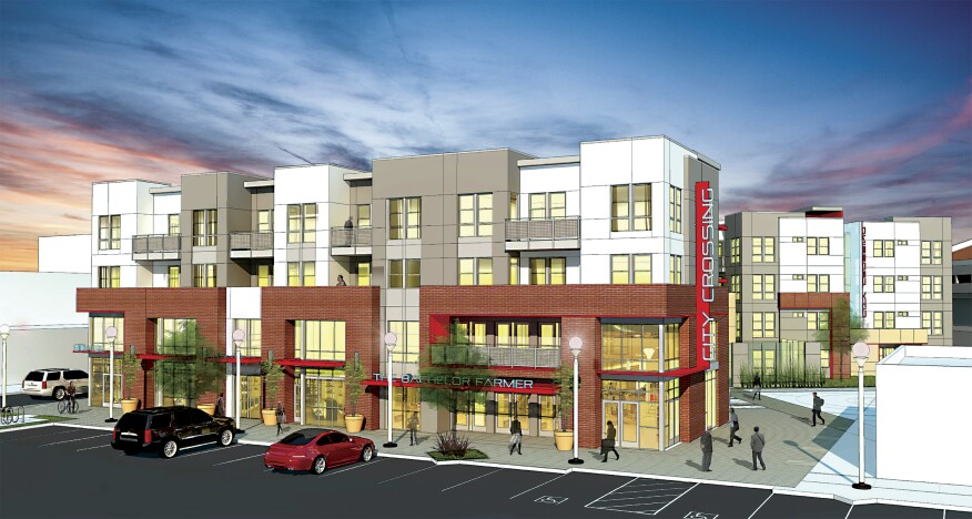 New Mixed-Use Project To Rejuvenate California City