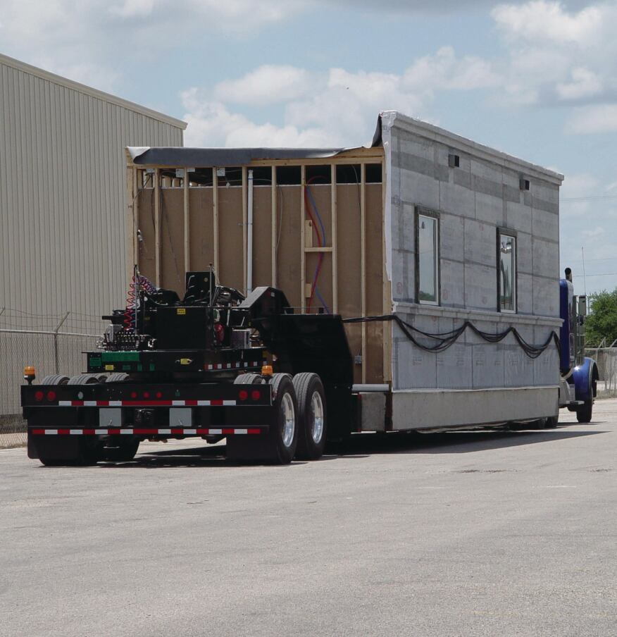 Commercial Flooring Companies Austin Texas: A Texas-Based Modular Manufacturer Ships Modules With