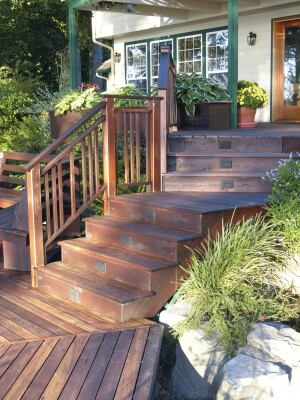 Cutting Basic Stairs | Professional Deck Builder | Staircases ...