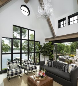 The Rise of the Transitional Home | Builder Magazine | Windows ...
