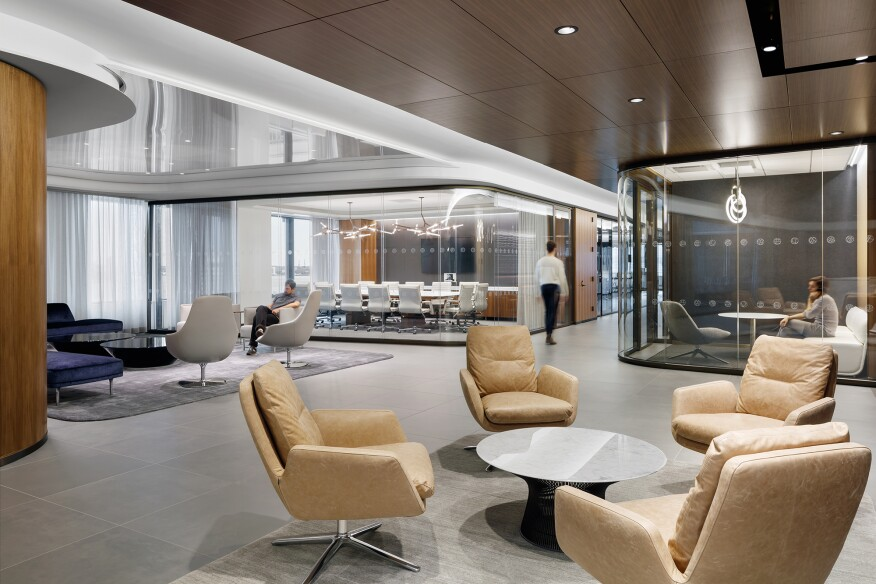 2019 Al Design Awards Federal Home Loan Bank Of New York In Jersey City N J Architectural Lighting Magazine