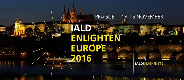 The conference series continues with its european edition in november by elizabeth donoff the international association of lighting designers