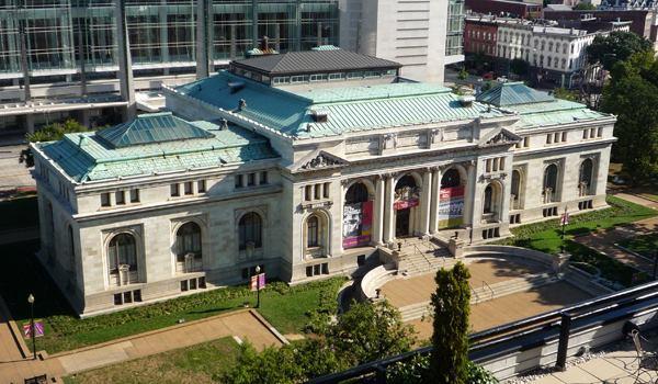 The Carnegie Library In Mt Vernon Square