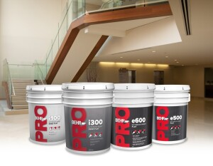BEHR PRO Introduces E Exterior Paint Builder Magazine Paints - Pro paint