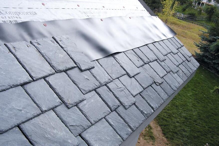 Lightweight Semi Slate Roofing Jlc Online