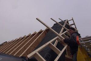 Maine Passive House Framing Overhangs Jlc Online