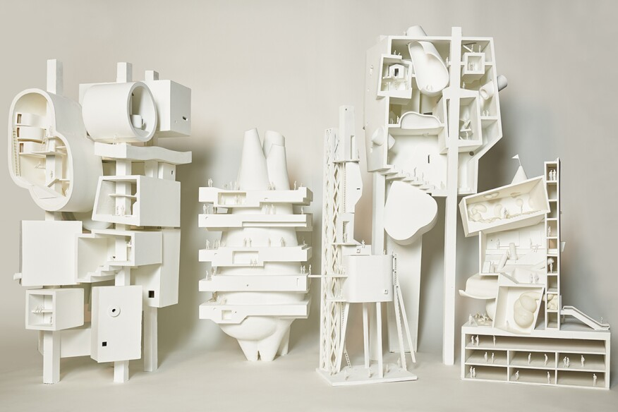 A new model of architecture architect magazine exhibitions