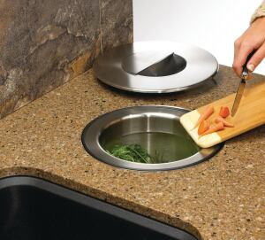 The Solon Compost System Allows Homeowners To More Easily Organic Waste For Composting