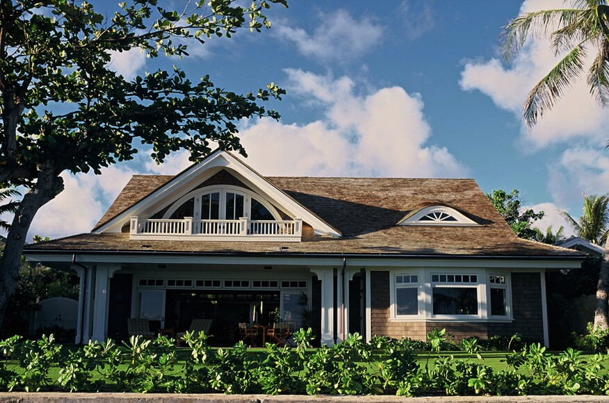 Lanikai Beach Grand Cottage Architect Magazine Peter Vincent