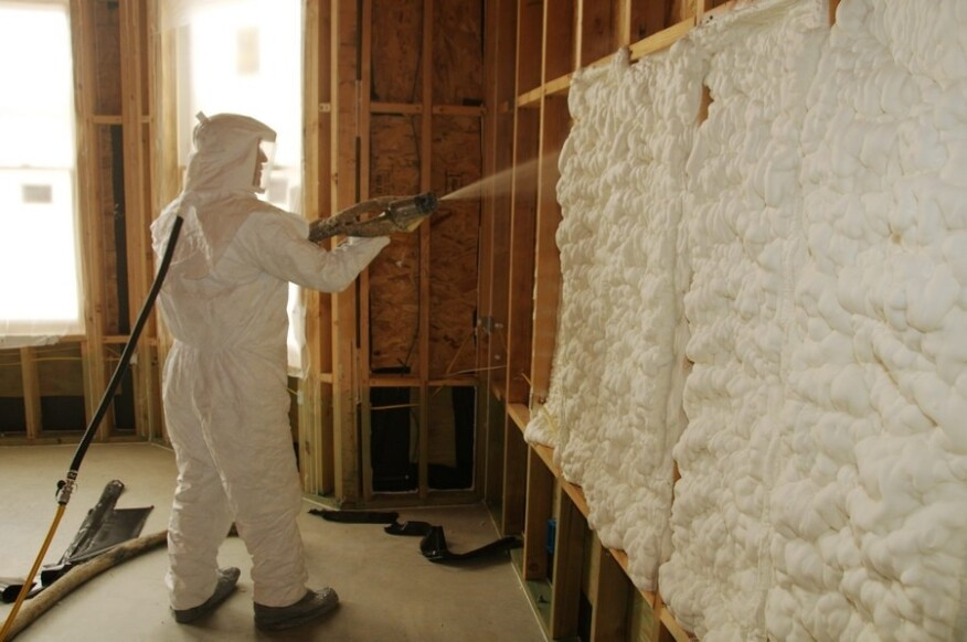 Image result for Rigid Spray Polyurethane Foam