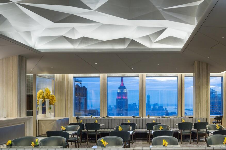 30 Rockefeller Plaza: 65th Floor, Rainbow Room, Bar SixtyFive ...