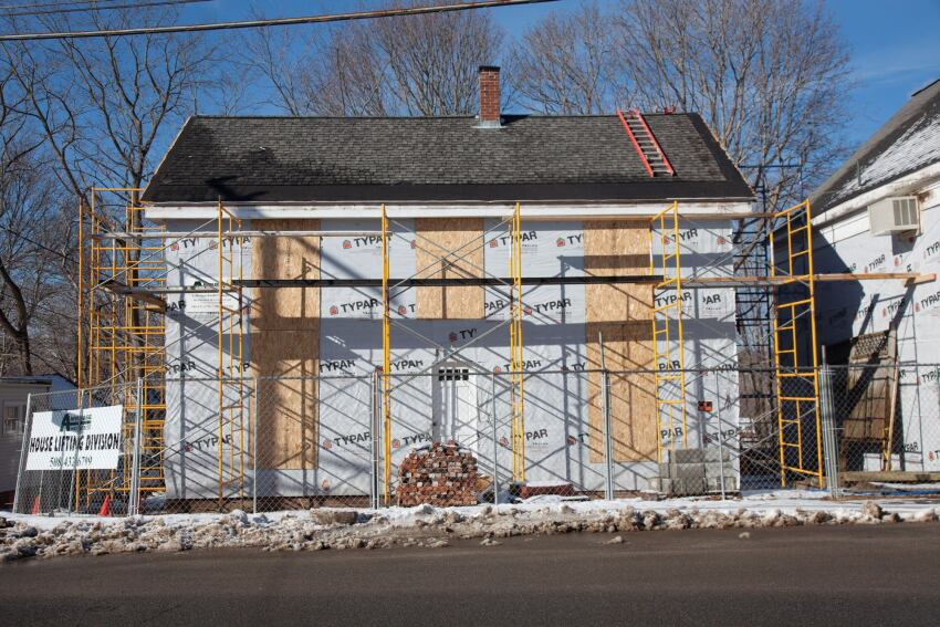 Creating A New Foundation For An Old House Jlc Online