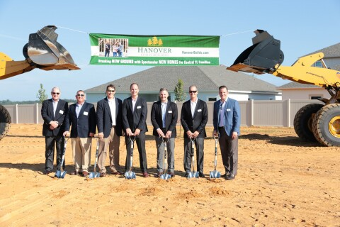 Though New Hanover Family Builders Aims To Build 1 000 Homes In 2 Years Builder Magazine