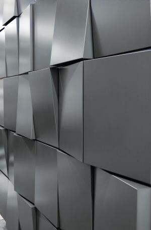 Dri Design Tapered Series Architect Magazine Panels