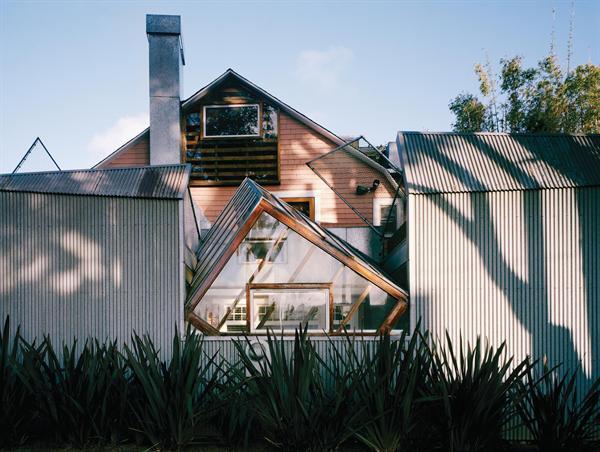 The Tijuana Sausage Factory Architect Magazine Gehry