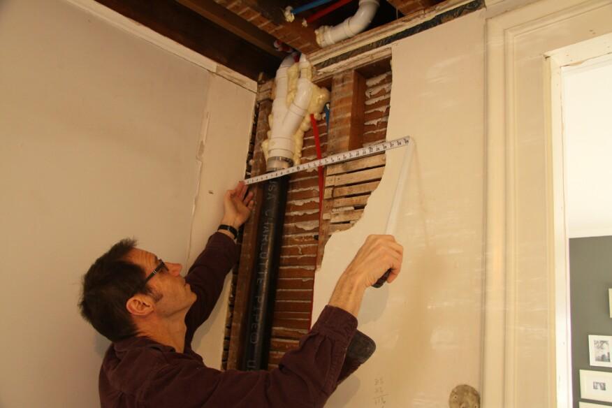 Repairing Plaster Interiors Jlc Online Drywall Walls