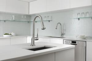 Hansgrohe Axor Citterio Prep Kitchen Faucet Remodeling Kitchen