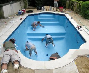 Step By Step Pool Spa News Staircases Design Pools