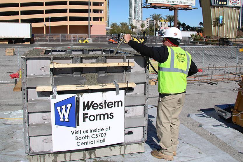 World Of Concrete Precast Operations Showcase Concrete