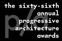 The Winners of the 66th Annual Progressive Architecture Awards