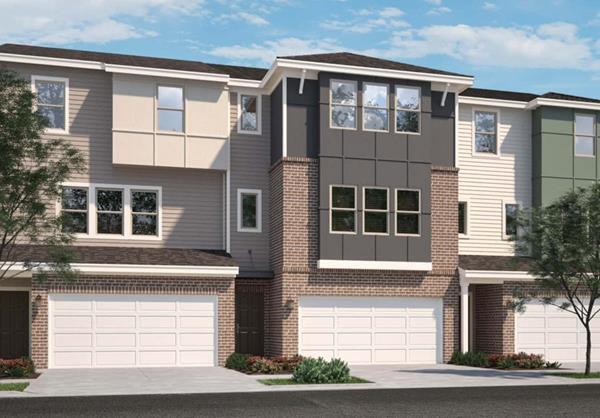 Meritage Homes Opens Cary, N C  Community   Builder Magazine